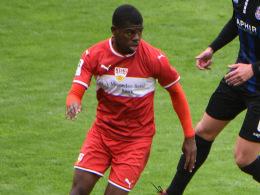 Dos Santos wechselt von Stuttgart nach Mannheim