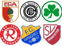 Regionalliga Bayern: Ein Sextett zittert
