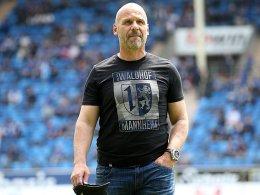 Mannheim verlängert mit Bernhard Trares