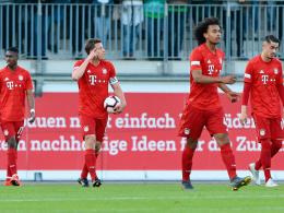 Bayern schwer unter Druck: