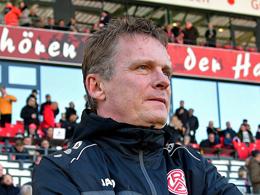 Rot-Weiss Essen trennt sich von Trainer Neitzel