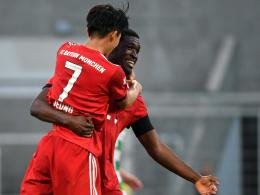 Mai, Wriedt und Yilmaz küren Bayern II zum Meister