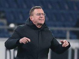 Wenige Zuschauer in Leipzig: Rangnick zeigt sich überrascht