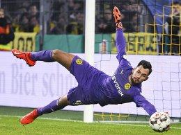 BVB-Debütant Oelschlägel: