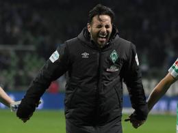 Mit Pizarro nach Schalke