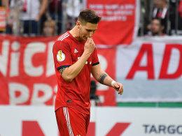 DFB sperrt Süle für ein Pokal-Spiel