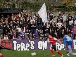 Protest gegen Klubführung: TeBe-Fans gehen fremd