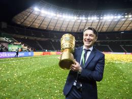 Zwei Titel im ersten Jahr: Das Double spricht klar für Kovac