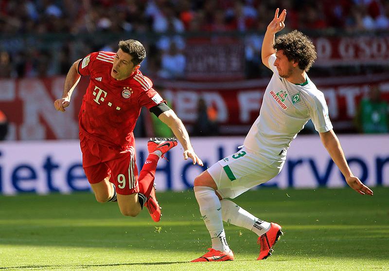 Werder gegen Bayern: Die voraussichtlichen Aufstellungen