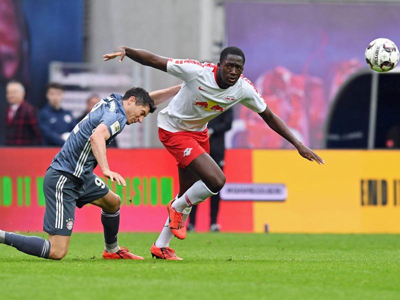 Leipzig gegen Bayern: Die Aufstellungen