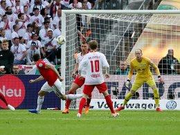 Zweimal Lewandowski, einmal Coman: Die Bayern holen das Double
