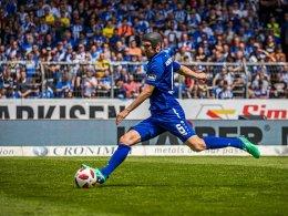 LIVE! KSC und Waldhof kämpfen um den Pokalsieg