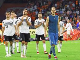 Neustart? Löw-Team schreibt WM-Roman fort