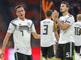 Droht ein Richtungsstreit in der DFB-Auswahl?