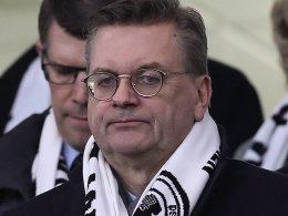 DFB-Präsidiumskollegen nehmen Grindel in die Mangel