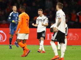 Drei Plätze rauf: DFB-Team klettert in der Weltrangliste