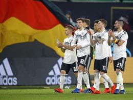 Internes Testspiel: DFB-Elf zeigt sich in Aachen