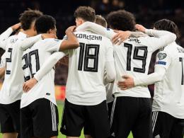 Alle DFB-Länderspiele 2019