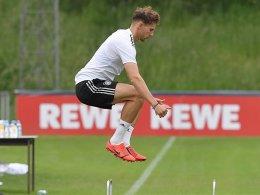 Goretzka fehlt beim DFB-Training