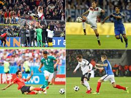 Götze und Co.: Das letzte DFB-Spiel der Weltmeister
