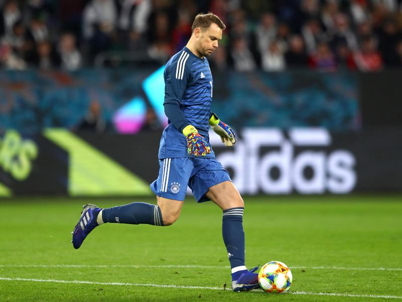 Die kicker-Noten nach dem DFB-Neustart gegen Serbien