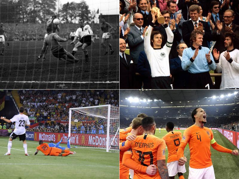 Spiel Niederlande