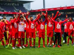 Meister Salzburg hofft auf Champions League ohne Quali