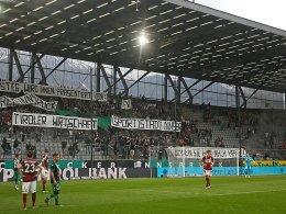 Innsbruck muss trotz 4:0 runter - Ismael zum LASK?