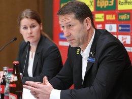 Foda beruft 16 Bundesliga-Profis - Vallci neu dabei