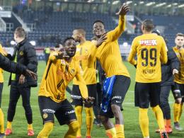 Weil Basel patzt: Bern ist Meister mit Rekord