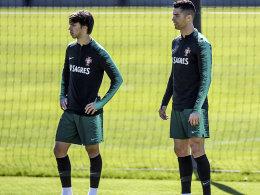 Teuer und begehrt: Benfica-Juwel Joao Felix vor Debüt