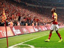 Galatasaray nach Herzschlagfinale türkischer Meister!