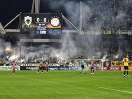 Strafe für Meister AEK Athen: Drei Punkte Abzug
