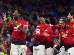 90 Minuten Nachtreten: Manchester United nach Mourinho