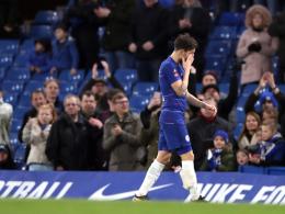 Abschied unter Tränen: Fabregas sagt Chelsea Goodbye