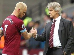 Nicht im Kader: West Ham lässt Arnautovic zuhause