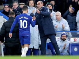 Sarri widerspricht Guardiola - Hat Hazard sich entschieden?