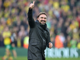 Norwich-Coach Farke: Große Lust auf grün-gelbe Party