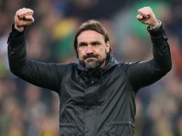 Erfolgsstory geht weiter: Farke verlängert in Norwich