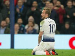 Sorgen um Kane werden größer - Handbruch bei Alli