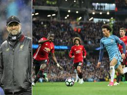 Klopp stichelt bewusst: United wünscht sich City als Meister
