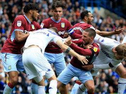 Nach Bielsa-Order: Leeds schenkt Aston Villa ein Tor