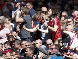 Fake-Jubel? Wolverhampton-Fans sorgen für Lacher