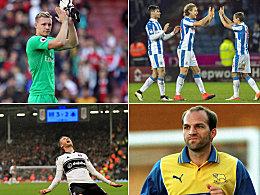 Premier-League-Historie: Arsenal holt dank Leno auf
