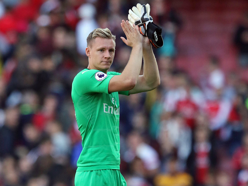 Premier-League-Historie: Arsenal holt dank Leno auf