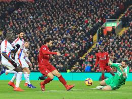 Slapstick-Treffer: 39-Jähriger schenkt Liverpool drei Punkte