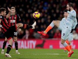 0:4! Chelsea erlebt Debakel in Bournemouth