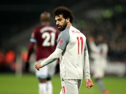 Wieder nur 1:1 - Liverpools Vorsprung schmilzt weiter