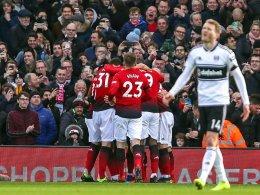 Pogba schießt sich mit ManUnited warm für PSG