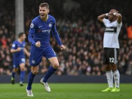 Kepa rettet Chelseas Zittersieg